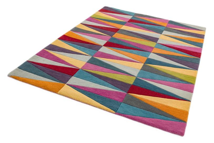 Tappeto moderno FUNK triangles asiatic