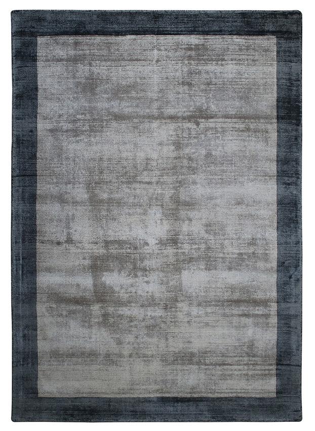 tappeto border steel-black