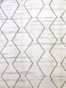 Tappeto moderno Berbero chiaro