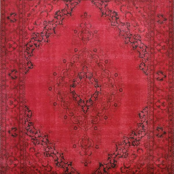 Tappeto Vintage Tabriz 390x300