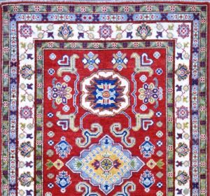 Tappeto ceceno ghazni Kazak