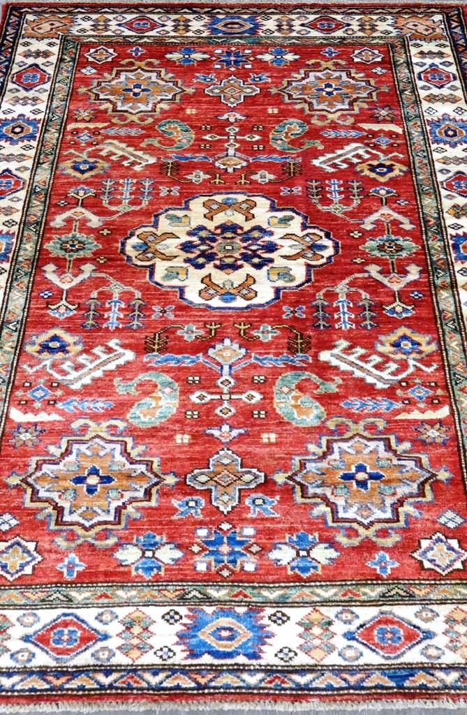 Tappeto Lesghi Kazak Ghazni