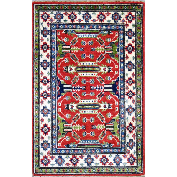 Tappeto Ceceno Kazak 94x60