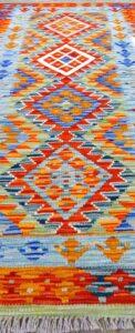 Tappeto kilim passatoia Maimano 195x79