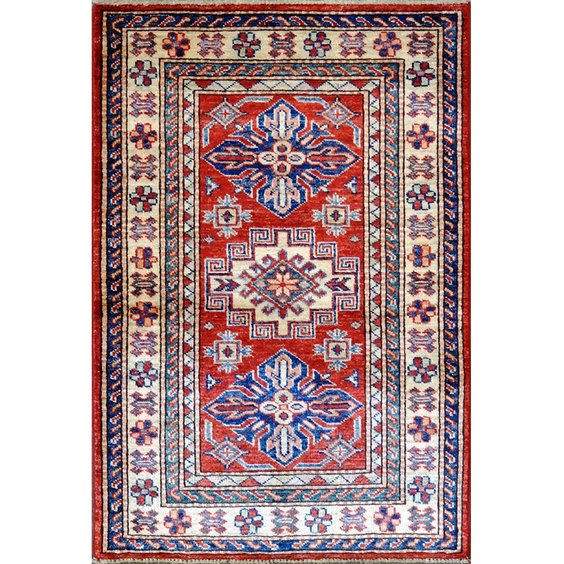 Tappeto Lesghi Ghazny fine 96x61