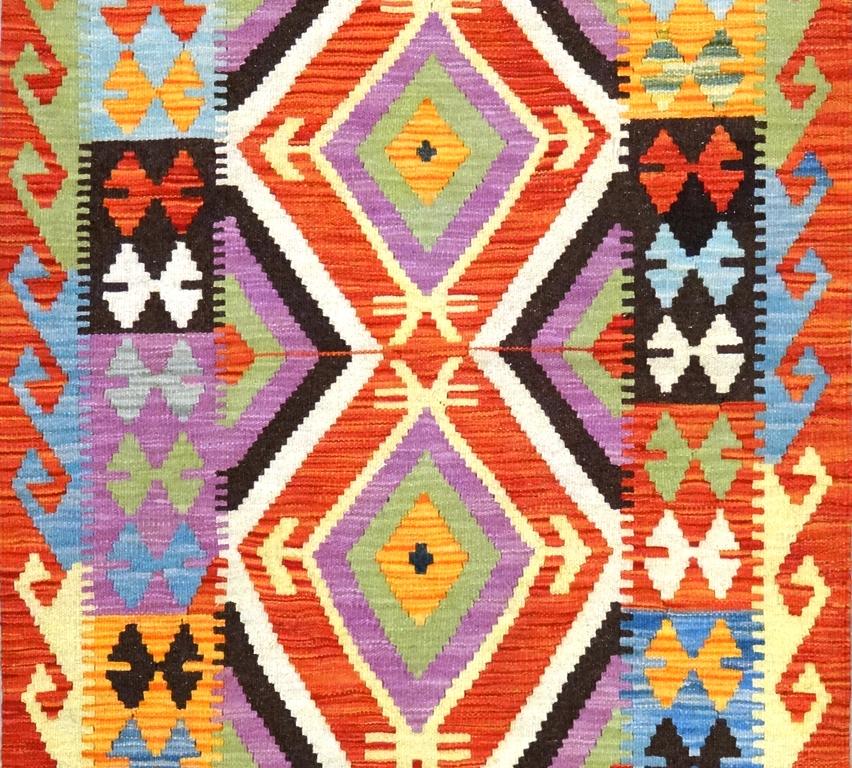 Tappeto kilim Maimano 127x88