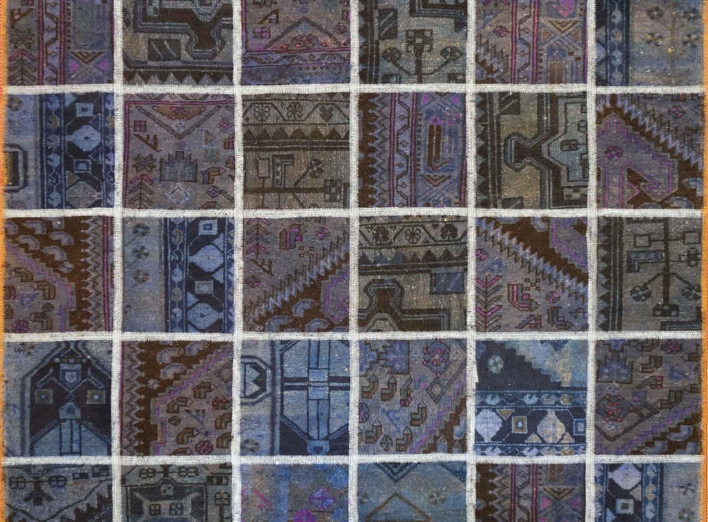 Tappeto Moderno Patchwork 240x173