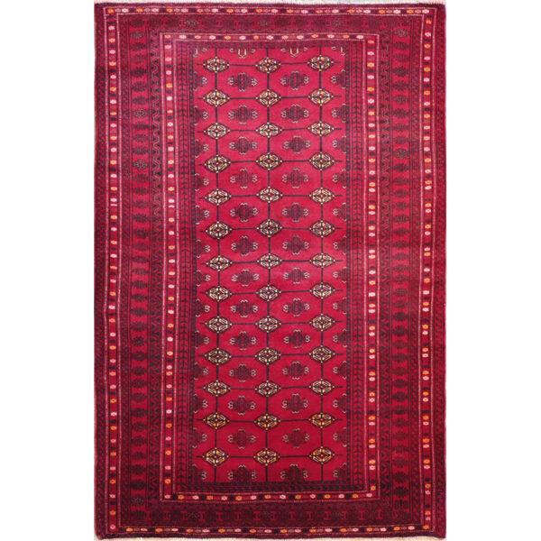 tappeto turkman persiano