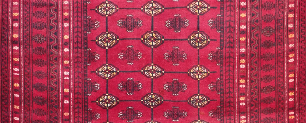 Tappeto Turkman Persiano 200x132
