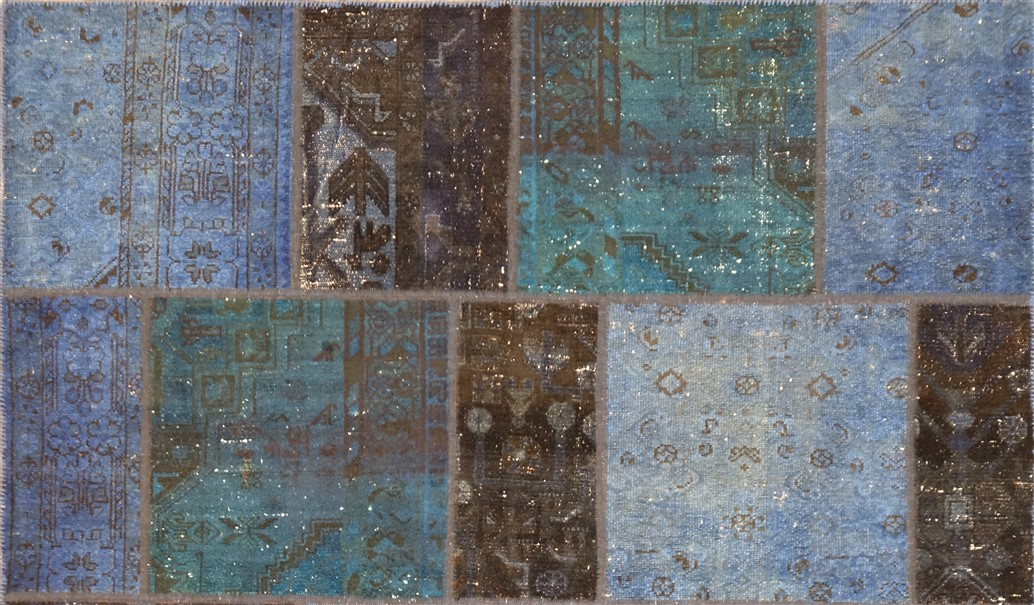 Tappeto Moderno Patchwork 251x170