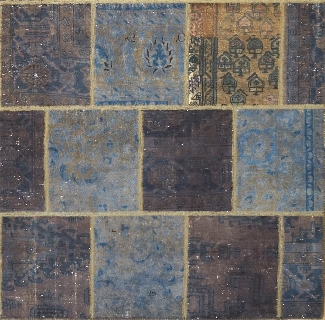 tappeto Moderno Patchwork