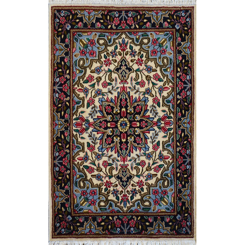 Tappeto Kerman persiano 145x90