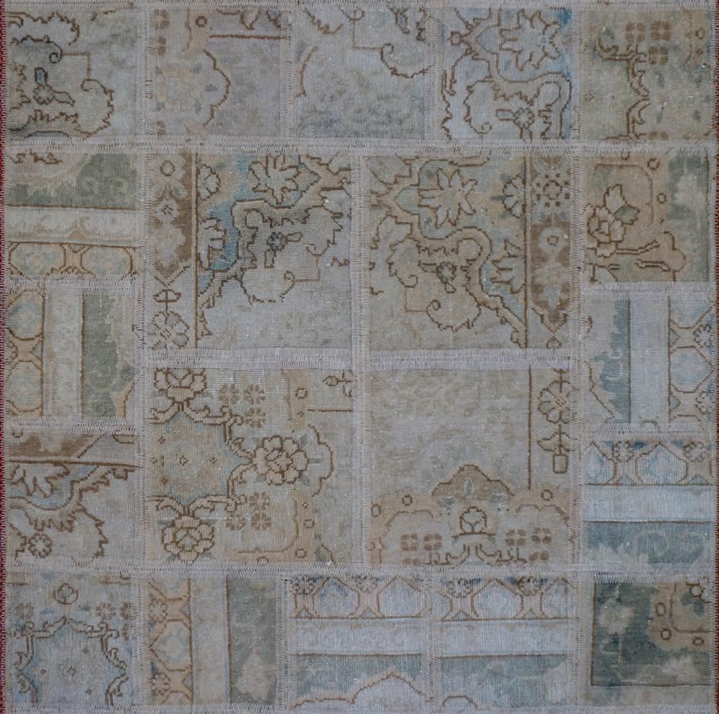 Tappeto Moderno patchwork 182x100