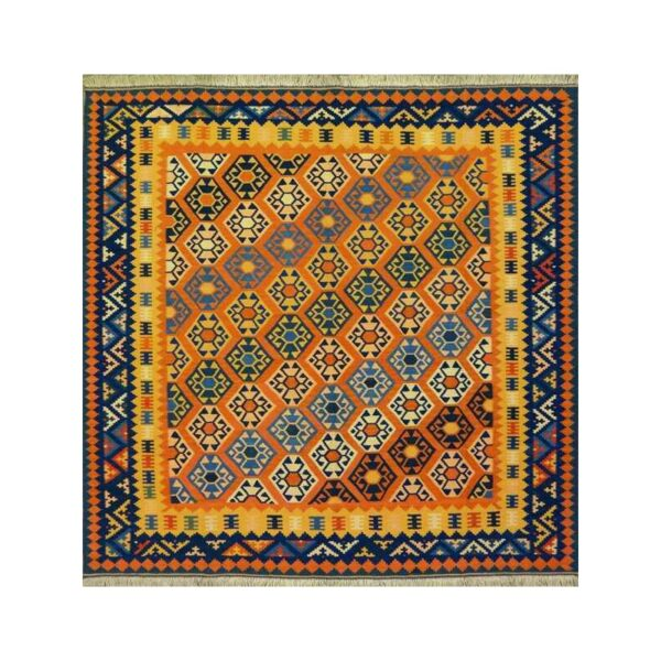 Kilim Persiano Quadrato