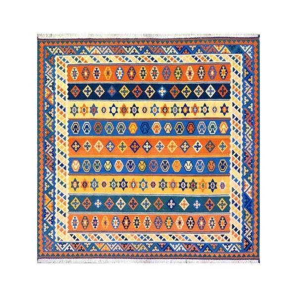 tappeto kilim Quadrato