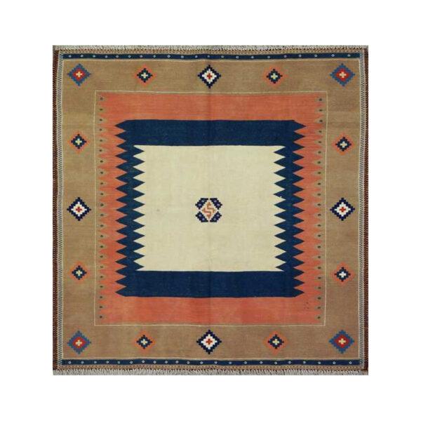 tappeto Quadrato kilim