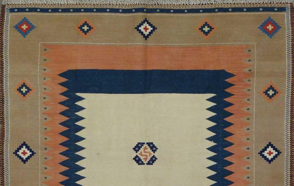 Tappeto Quadrato Kilim 145x145