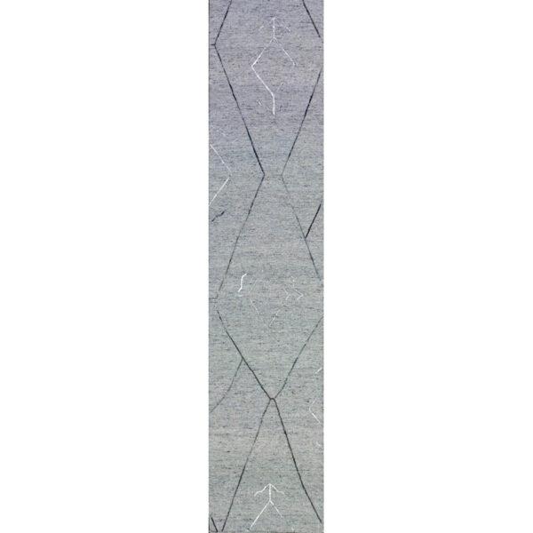 Tappeto kilim Grigio graff