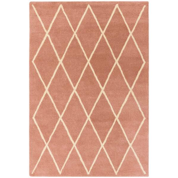 Tappeto Albany Diamond Pink