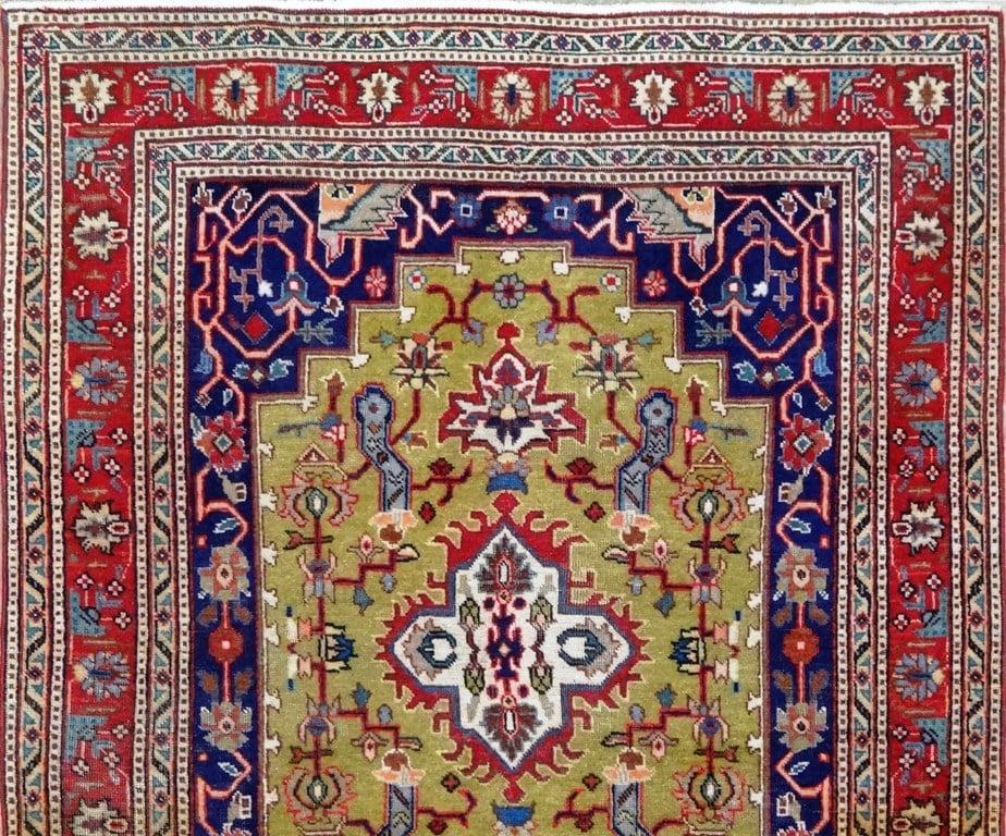 Tappeto Persiano Tabriz 180x136
