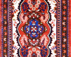 Tappeto Mehraban persiano 123x75