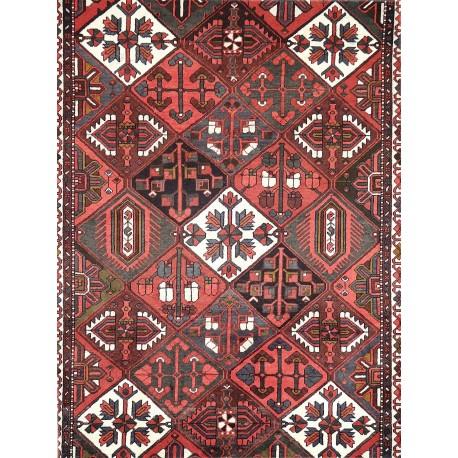 Tappeto Baktiary geometrico Persiano cm299x204