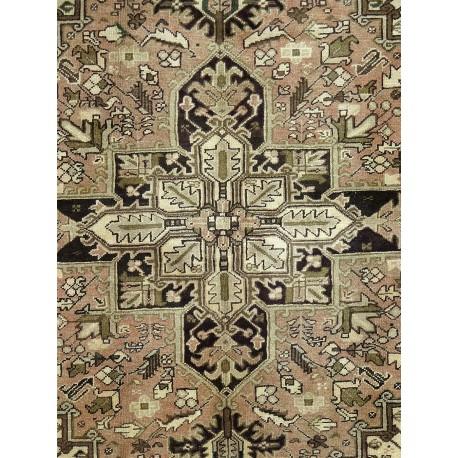 Tappeto persia geometrico Heriz vecchio cm283x203