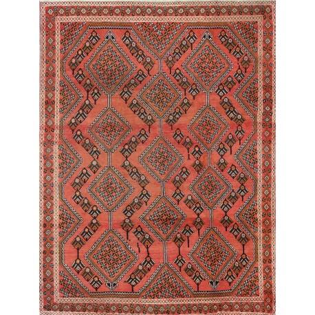 Tappeto persiano geometrico Dehaj cm294x212