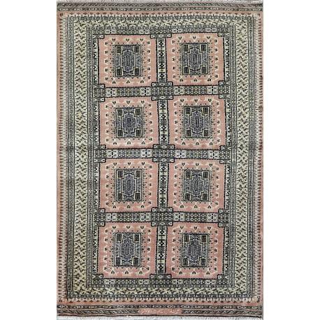 Tappeto Kashmir lana seta cm147x98