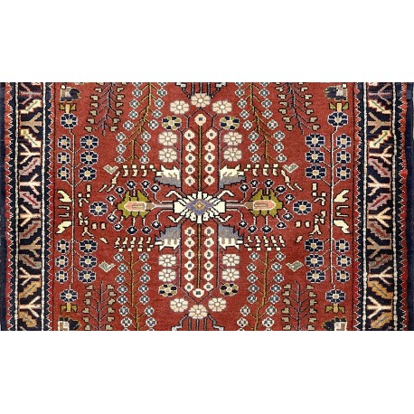 Tappeto persiano Lilian floreale 143x110cm