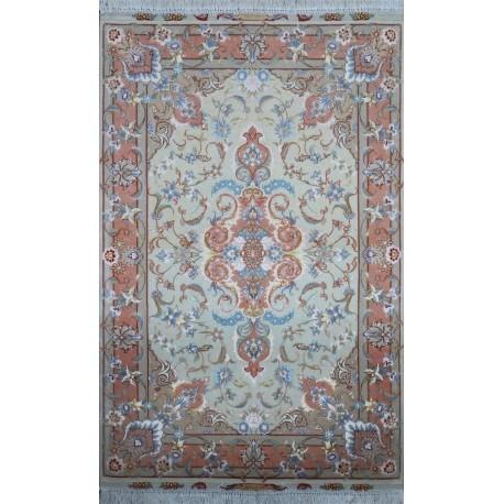 Tappeto persiano Tabriz extra fine cm160x100