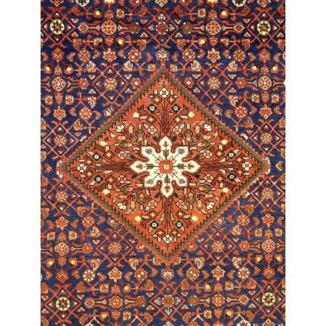 Tappeto Hossein abad Blu persiano floreale cm320x214
