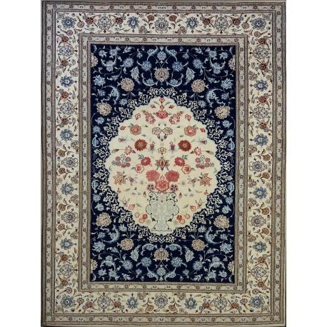 Tappeto persiano MASHAD EXTRA FINE LANA SETA 310x203