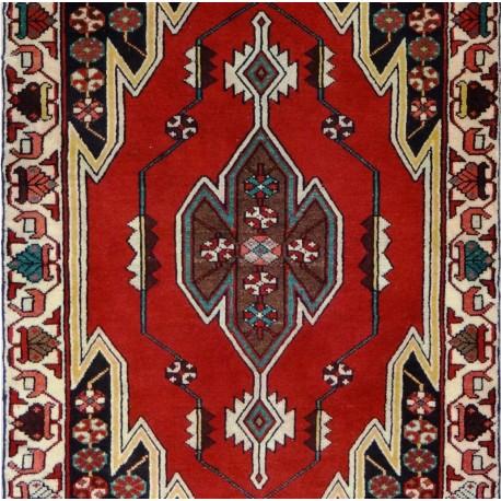 Tappeto mazlagan persiano cm132x83
