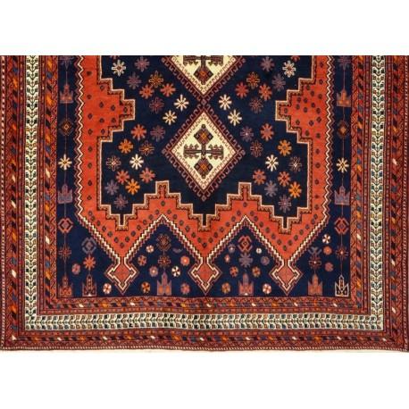 Tappeto geometrico seirjan persiano cm256x163