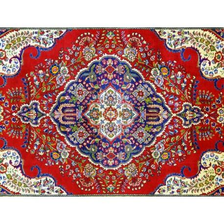 Tappeto Tabriz persiano 304 X 200