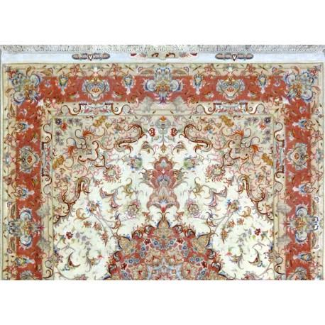 Tappeto persiano tabriz extra fine cm200x150