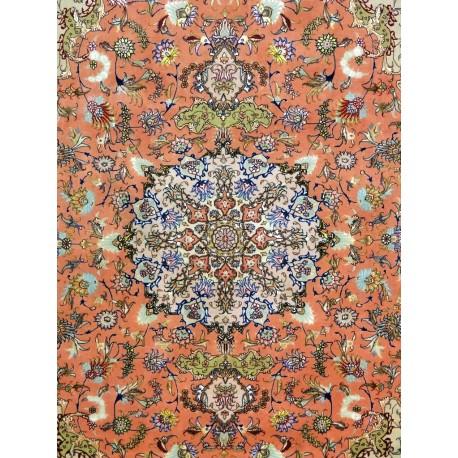 Tappeto Tabriz  persiano  cm290 X 203