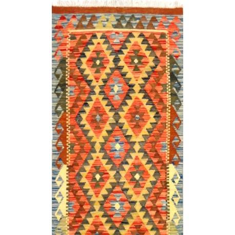 Tappeto kilim maimano cm377x76