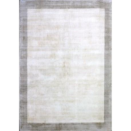 Tappeto moderno bilbao border cm200x140