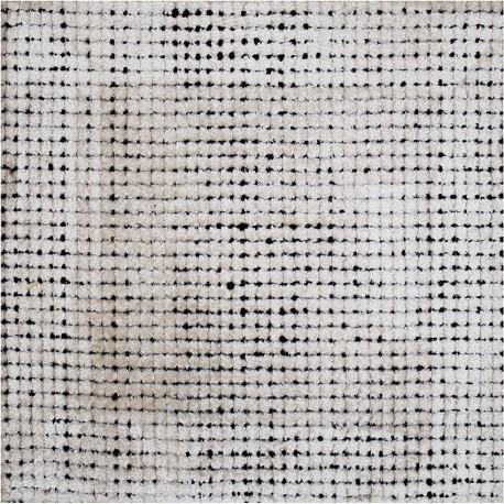 Tappeto moderno realizzabile su misura anallergico monocolore Check