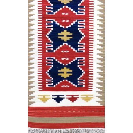 Tappeto moderno kilim cm240x70