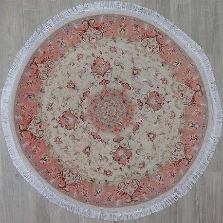 Tappeto TABRIZ Persiano EXTRA FINE LANA SETA cm156x165