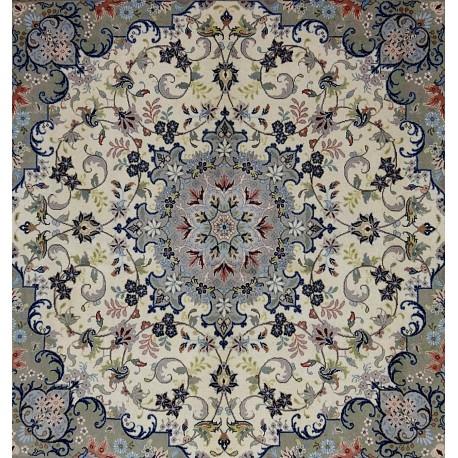 Tappeto Yazd quadrato cm198x195