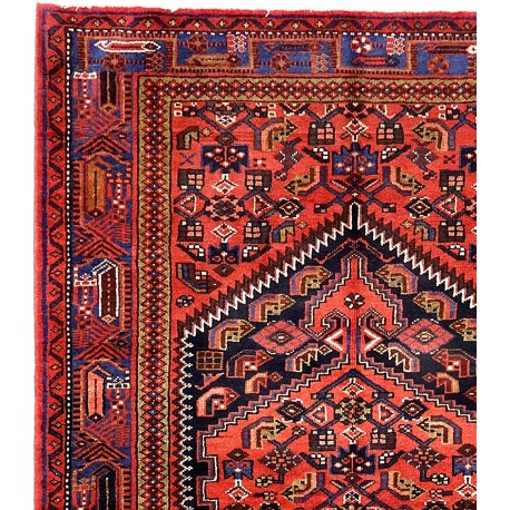 Tappeto geometrico TUSIRKAN cm223x135