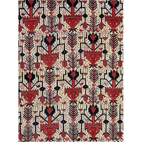 Tappeto persiano Sirjan cm231x170