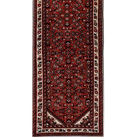 Hossein abad Rosso Passatoia persiano cm417x88